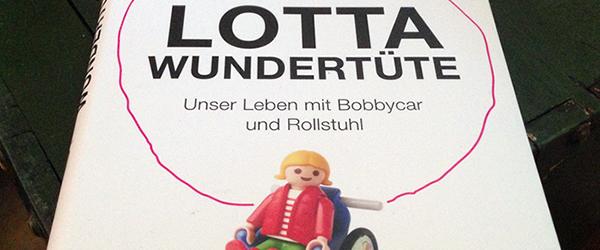 "Buchcover ""Lotta Wundertüte"""