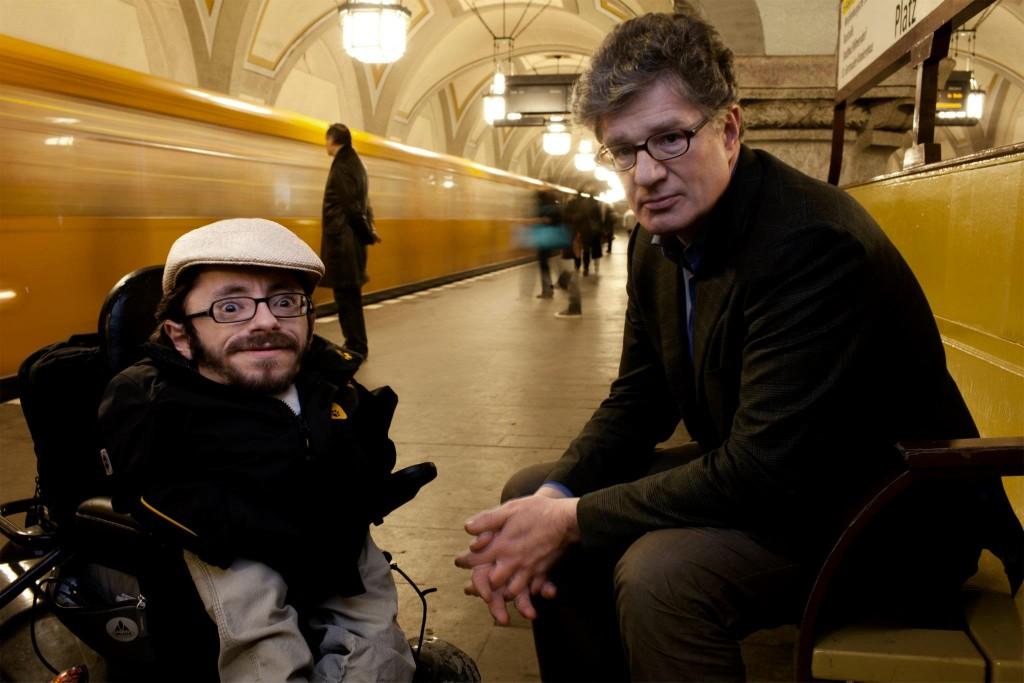 Fotoshooting für die Christoph Metzelder-Stiftung 2012