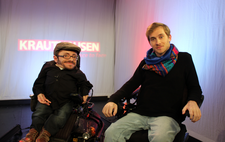 KRAUTHAUSEN – face to face: Samuel Koch, Schauspieler