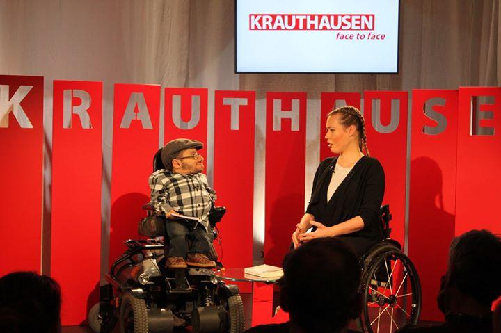 KRAUTHAUSEN – face to face: Laura Gehlhaar, Autorin