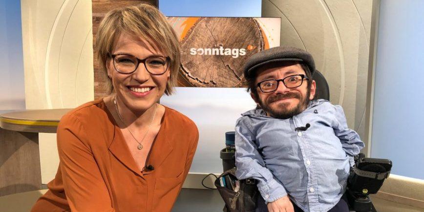 """ZDF Sonntags: """"Teilhaben – was ist es uns wert?"""" vom 17. Februar 2019"""