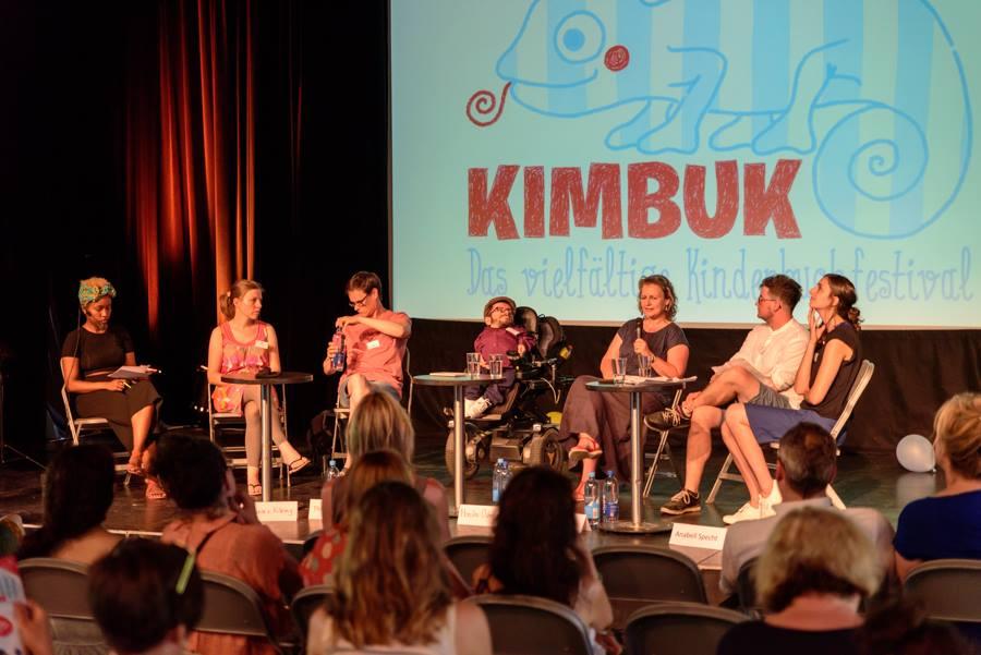 KIMBUK-Festival-Bühne