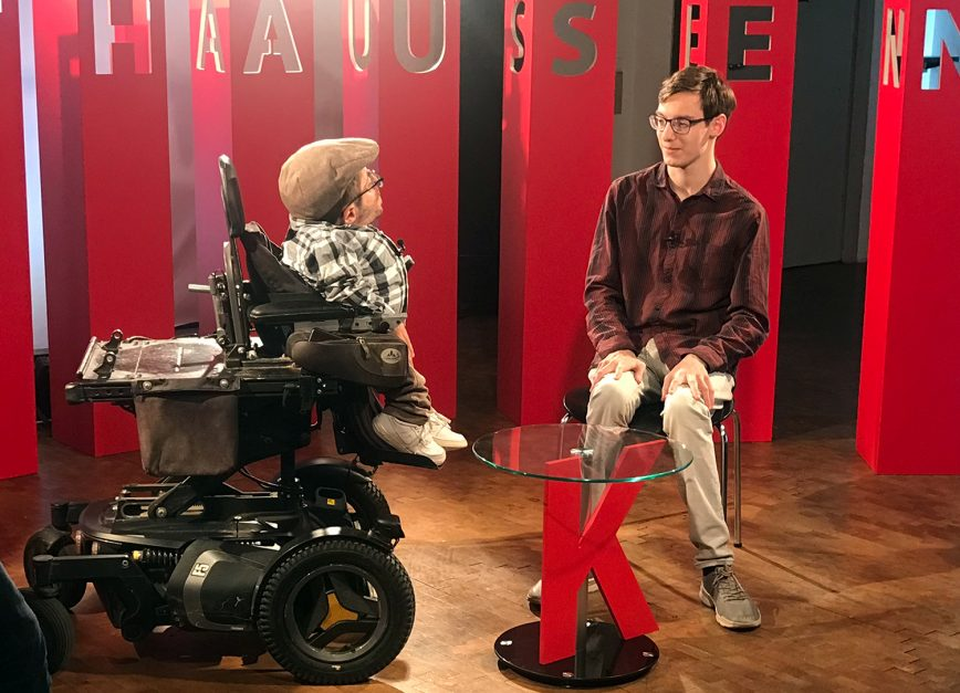 Kai Bosch zu Gast bei KRAUTHAUSEN – face to face