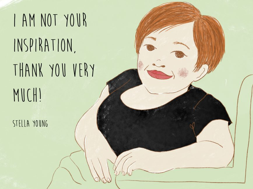 Role Models: Stella Young