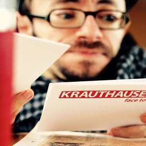 Cover: KRAUTHAUSEN – face to face
